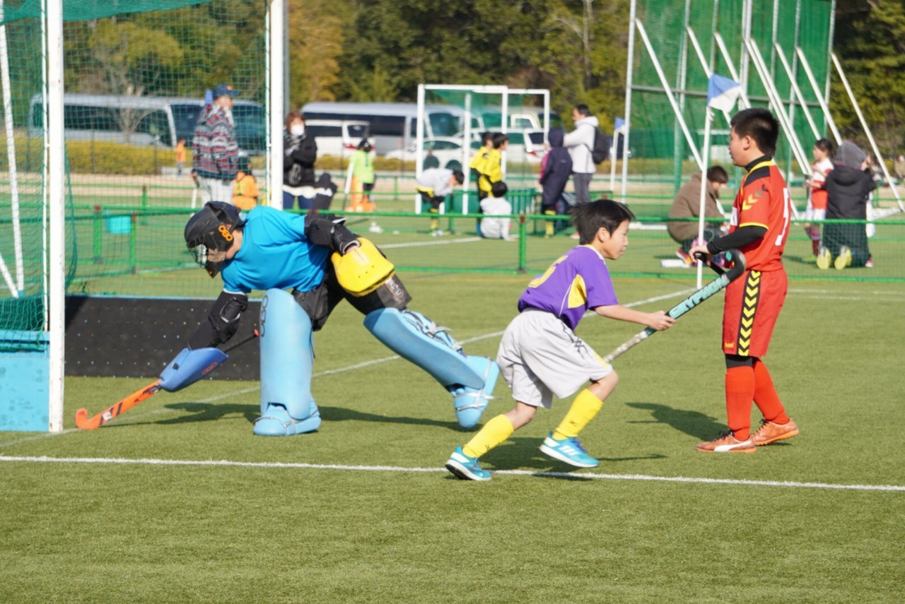 日本 ホッケー 協会 中学校 部会